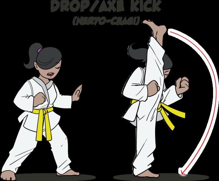 5 Key Taekwondo Kicks | Blitz (Illustrated) - Blitz Blog