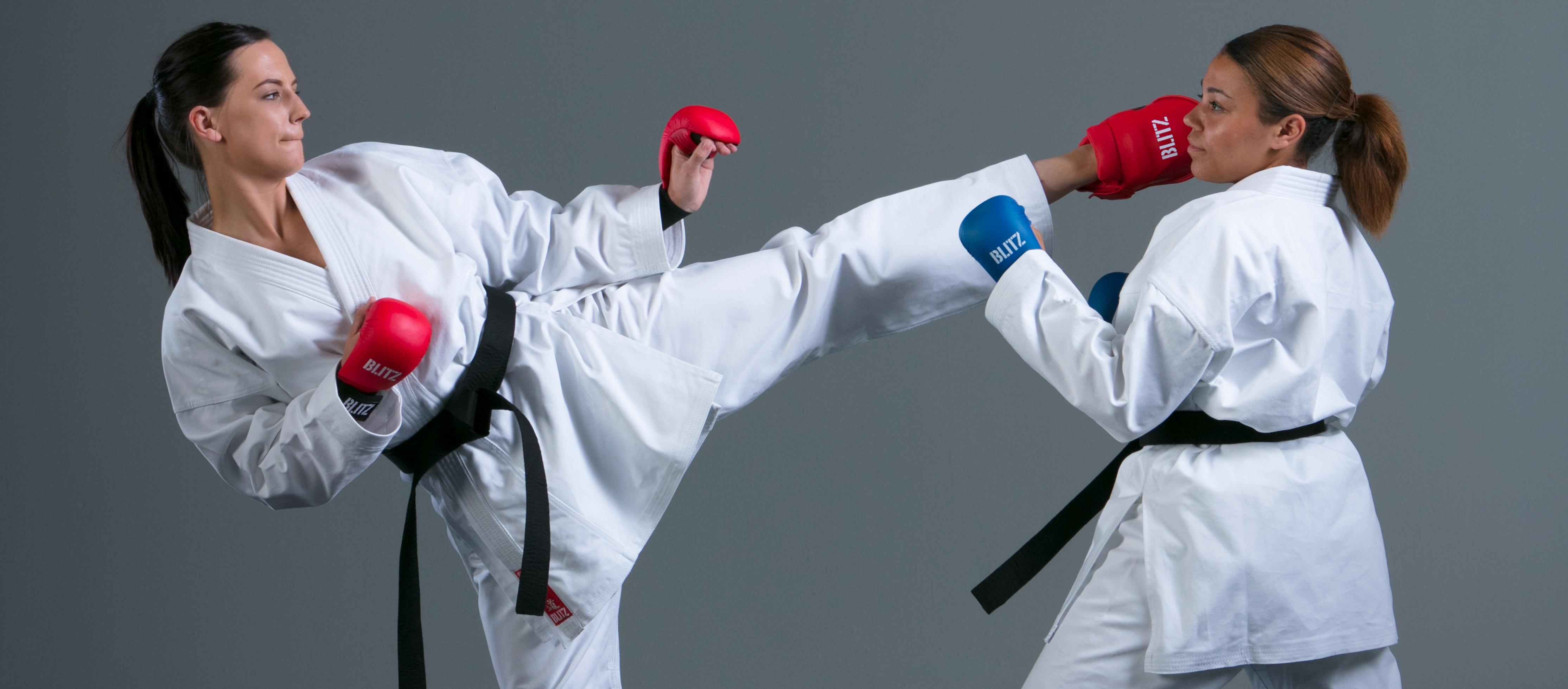 Karate Kicks: How to Improve Your Technique - Blitz Blog